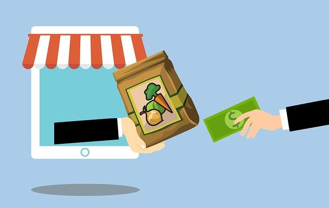 I potraviny se kupují kliknutím