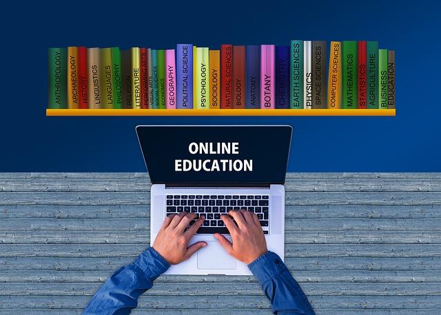 Evropané si rozšiřují znalosti online kurzy