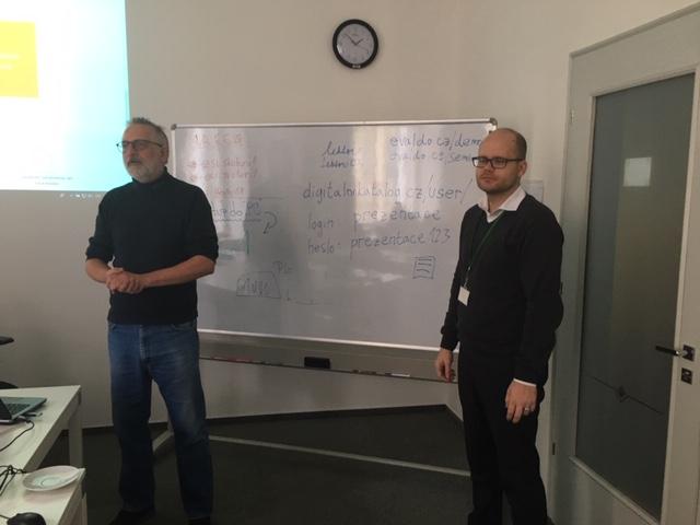 Workshop - pilotáž - Úřad práce ČR