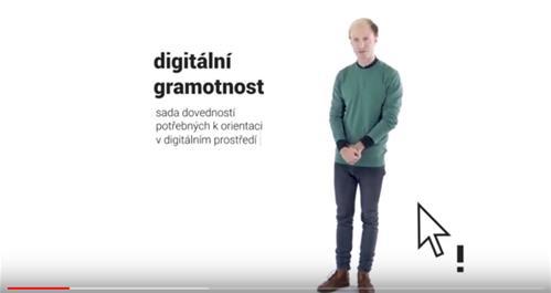 DigiVzdělávání - Digitální gramotnost