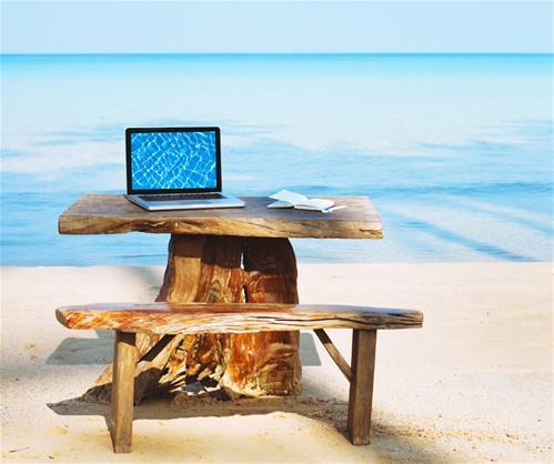 Digitální trendy #6 - Digitální nomádství aneb když chcete skloubit práci a cestování