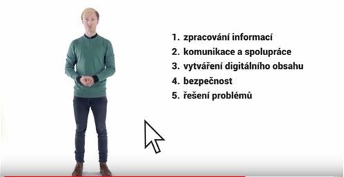 DigiVzdělávání - Digitální kompetence