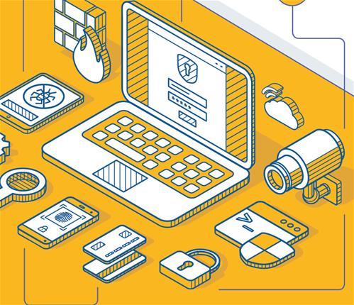 Infografika: Víte, jak chránit svá osobní data a soukromí na internetu?