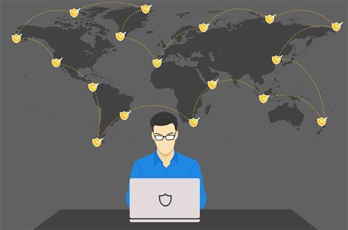 Zůstaňte v bezpečí v online světě