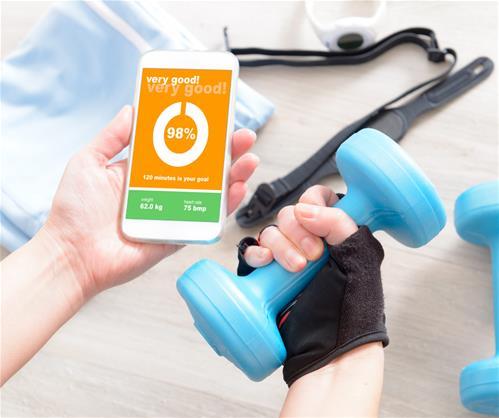 TRENDY #3 - Ve zdravém těle, zdravý duch. Aplikace pro sport a volný čas