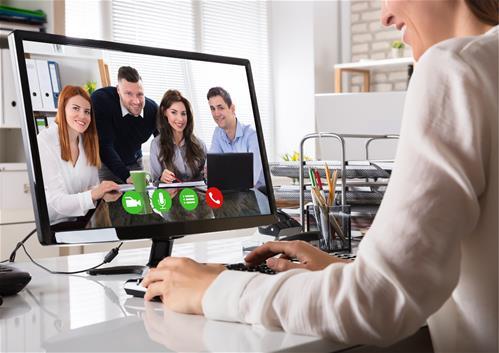 Videokonference bezpečně, bez instalace a zdarma