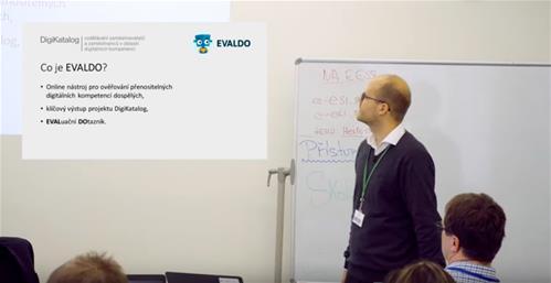Představujeme EVALDO - Poznejte své digitální kompetence
